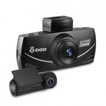 DOD LS500W-2CH GPS Dashcam