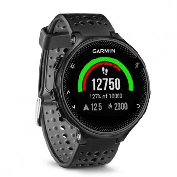 Garmin Forerunner 235 Black Grey on gps fitness tracker watches