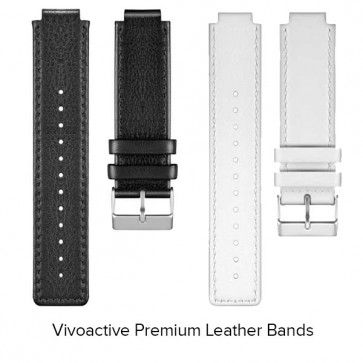 vivoactive Premium Leather Bands