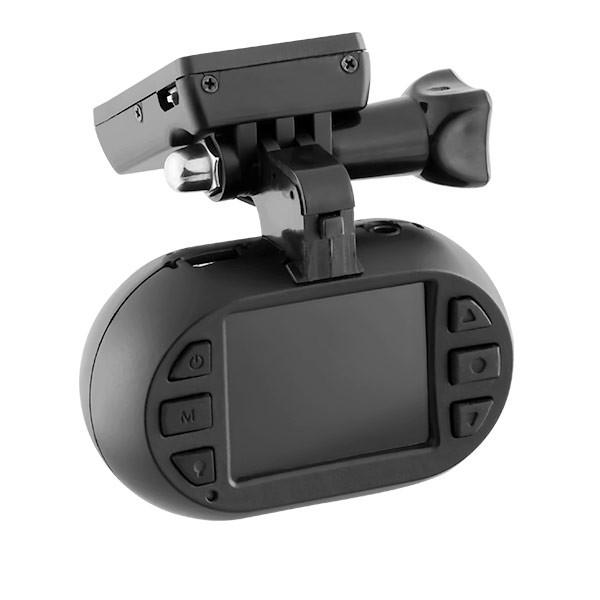 Mini 0903 NanoQ Dashcam + 16GB MicroSD - GPS and CPL