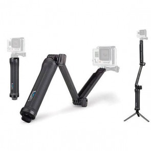 GoPRO 3Way Selfie Stick / Grip / Tripod / Extension