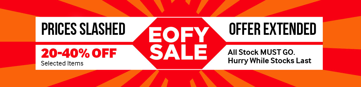 End Of Financial Year Sale