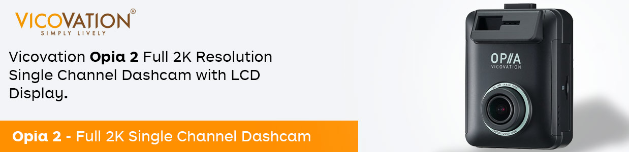 Vicovation Dashcams Australia