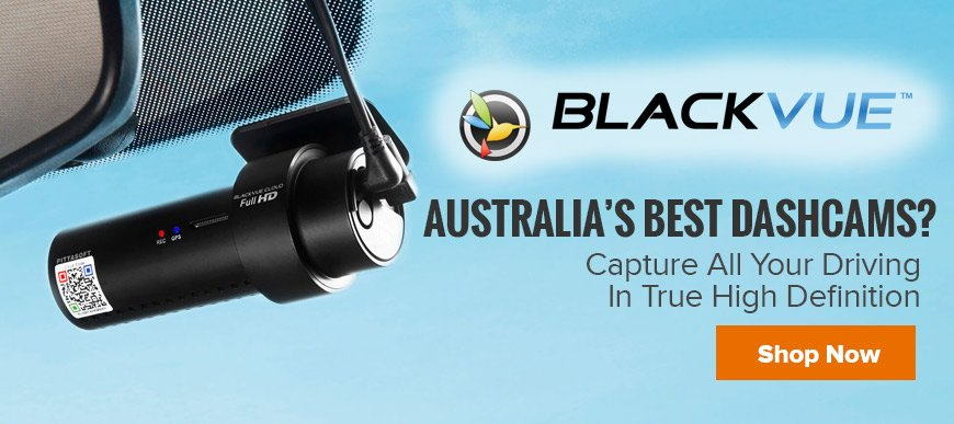 Blackvue Dashcams