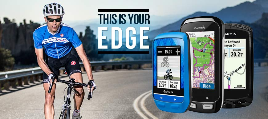 Garmin Edge Cycling Computer