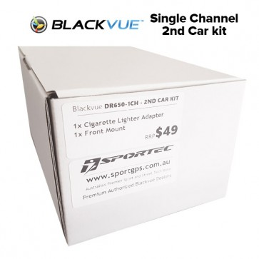 Blackvue 2nd Car Kit (Single Channel)