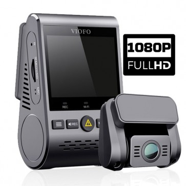 Viofo A129 DUO 1080P + GPS Dashcam