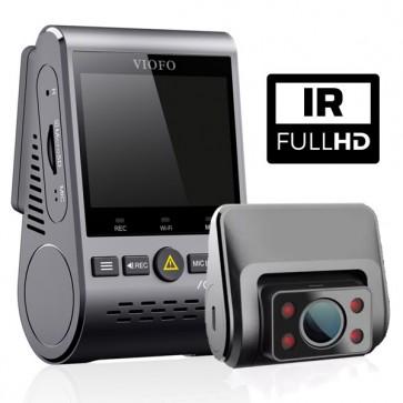 Viofo A129 DUO IR + GPS Dashcam