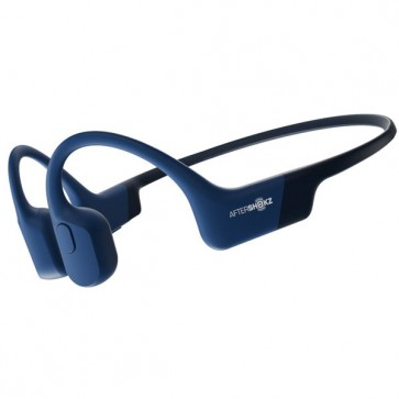 Aftershokz AEROPEX Wireless Bluetooth Headphones [Blue Eclipse]