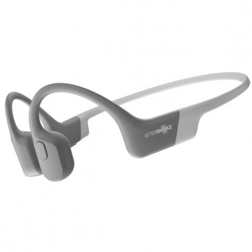 Aftershokz AEROPEX Wireless Bluetooth Headphones [Lunar Grey]