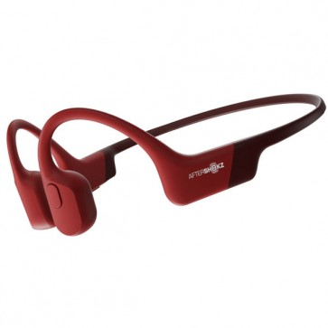 Aftershokz AEROPEX Wireless Bluetooth Headphones [Solar Red]