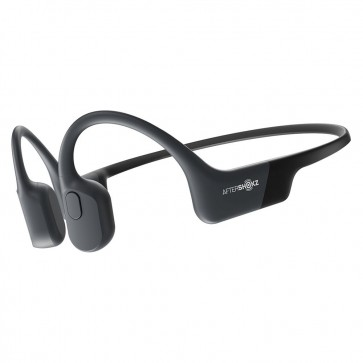 Aftershokz AEROPEX Wireless Bluetooth Headphones [Cosmic Black]