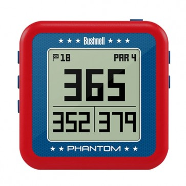 Bushnell Phantom Golf GPS (Red)