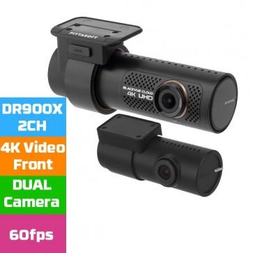 Blackvue DR900X-2CH - Dual Channel Dash Cam 4K 2160P 30FPS