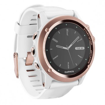 Garmin Fenix 3 (Rose Gold) Multisport (Watch Only)