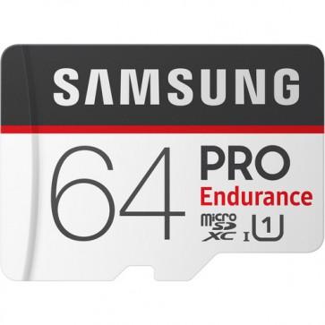 Samsung PRO Endurance microSD Card 64GB