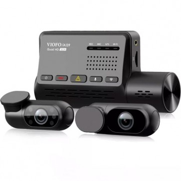 VIOFO A139 2K 3-Channel Dashcam