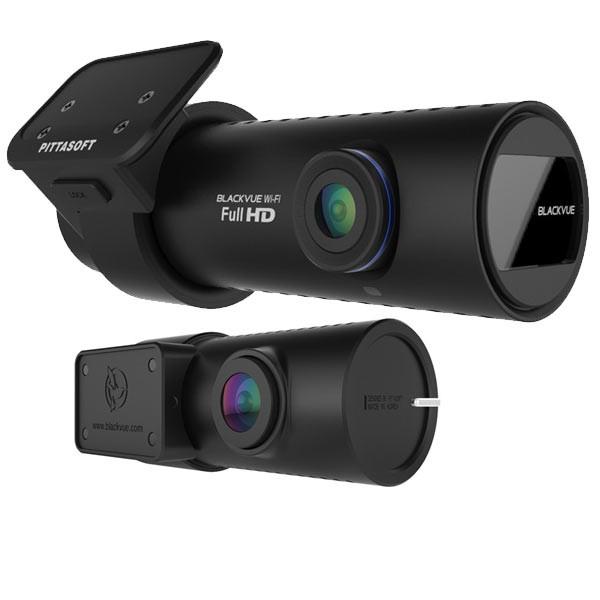 Dual Dash Cam >> Blackvue Dr650s 2ch Dash Cam Wifi Gps Dual Channel