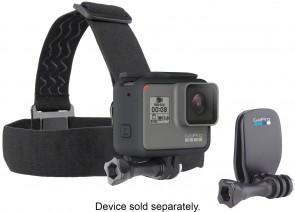 GoPro Headstrap & Quickclip