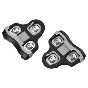 Favero Assioma - Replacement Cleats - Black, 0-degree Float