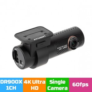 Blackvue DR900X-1CH - 4K UHD Single Channel Dashcam