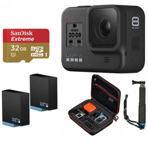 GoPro HERO8 Black *Platinum Bundle*
