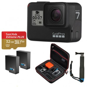 GoPro HERO7 Black *Platinum Bundle*