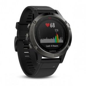 Garmin fenix 5 ® Slate Gray with Black Band