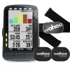 Wahoo Elemnt Roam GPS Bike Computer Bundle Stealth