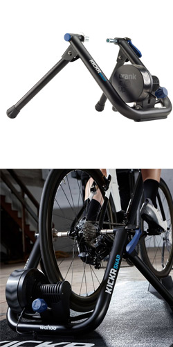Wahoo Kickr SNAP V2 Smart Bike Power Trainer
